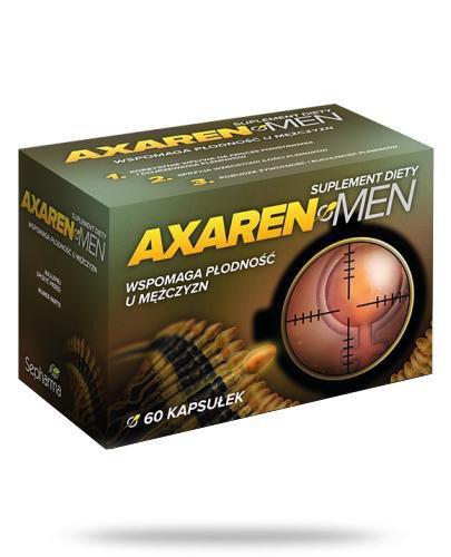 Axaren Men 4 mg 60 kapsułek