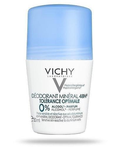 Vichy Mineral Tolerance Optimal 48h dezodorant mineralny w kulce 50 ml