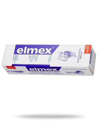 Elmex Enamel Professional pasta do zębów ochrona szkliwa 75 ml