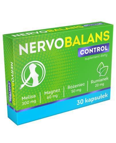 Nervobalans Control 30 kapsułek