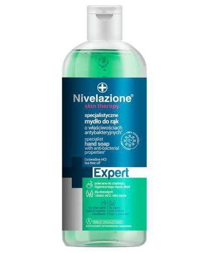 Ideepharm Nivelazione Skin Therapy Expert specjalistyczne mydło do rąk o właściwościa...