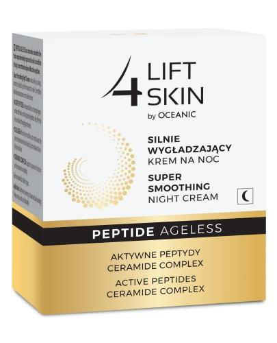 Lift 4 Skin Peptide Ageless silnie wygładzający krem na noc 50 ml