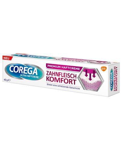 Corega Ultra Haftcreme klej do protez komfort dla dziąseł 40 g