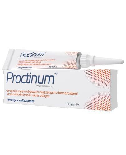 Proctinum emulsja 30 ml
