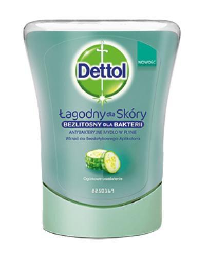 Dettol antybakteryjne mydło w płynie ogórkowe orzeźwienie wkład do bezdotykowego apli...
