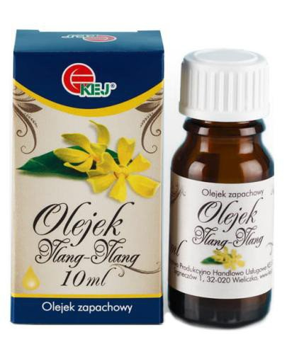 Olejek zapachowy ylang-ylang 10 ml KEJ
