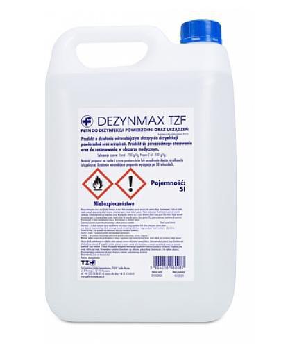 Dezynmax TZF płyn do dezynfekcji powierzchni 5000 ml