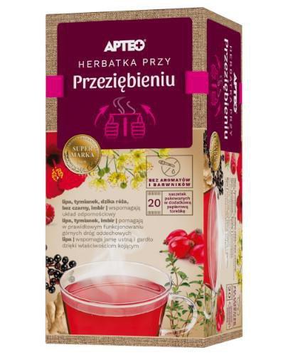 Apteo Natura Herbatka przy przeziębieniu 20 saszetek