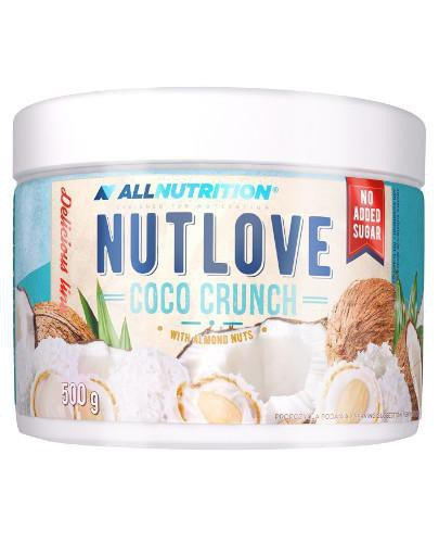 Allnutrition Nutlove Coco Crunch krem migdałowo-kokosowy 500 g