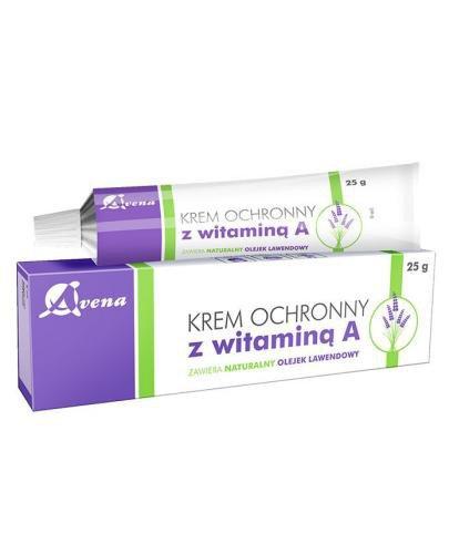 Avena Krem ochronny z witaminą A 25 g