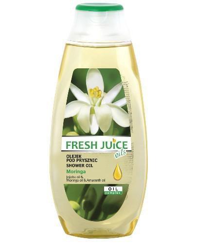 Fresh Juice olejek pod prysznic Moringa oil 400 ml