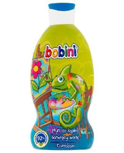 Bobini płyn do kąpieli barwiący wodę Kameleon 330 ml