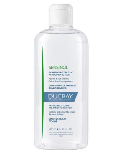 Ducray Sensinol szampon ochrona fizjologiczna 400 ml