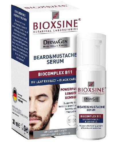 Bioxisine Dermagen serum do wąsów i brody 30 ml