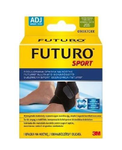 Futuro Sport regulowana opaska na kostke 1 sztuka