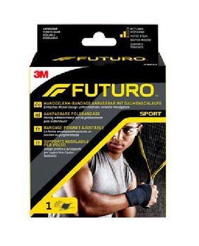 Futuro Sport regulowana opaska nadgarstka 1 sztuka