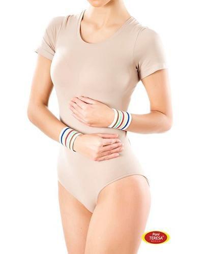 Pani Teresa Opaska elastyczna stawu nadgarstkowego krótka rozmiar S 2 sztuki