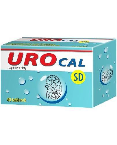 Urocal SD 40 tabletek