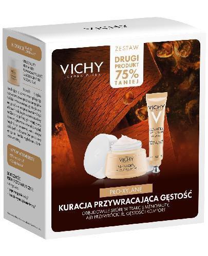 Vichy Kuracja przywracająca gęstość krem do twarzy 50 ml + krem wygładzający skó...