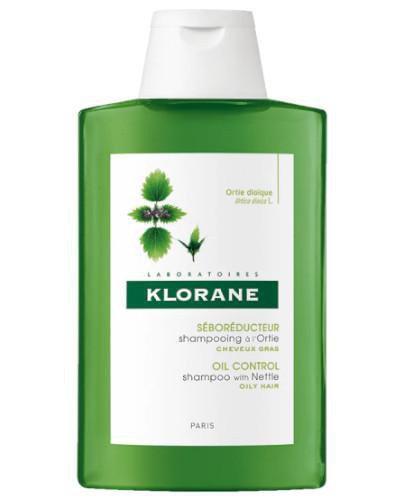 Klorane szampon z wyciągiem z pokrzywy 400 ml