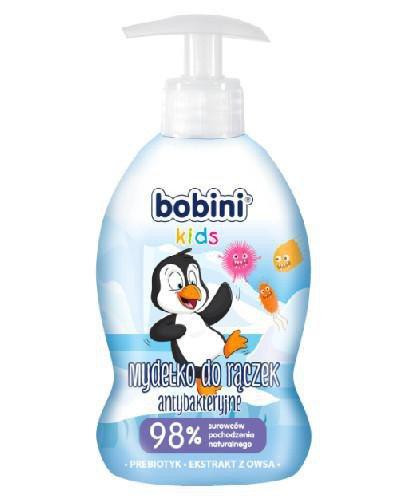 Bobini antybakteryjne mydełko do rączek 300 ml