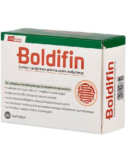 Boldifin 60 kapsułek