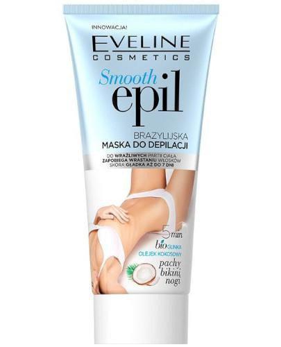 Eveline Smooth Epil Brazylijska maska do depilacji 175 ml