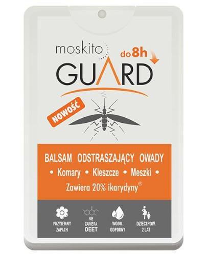 Moskito Guard balsam na kleszcze i komary 18 ml
