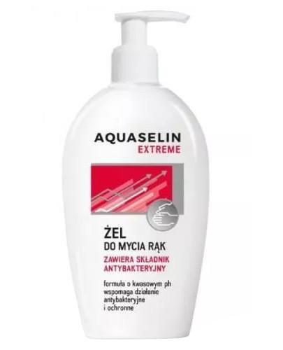 Aquaselin Extreme antybakteryjny żel do mycia rąk 300 ml