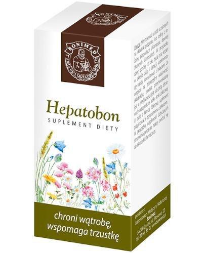 Hepatobon 60 kapsułek
