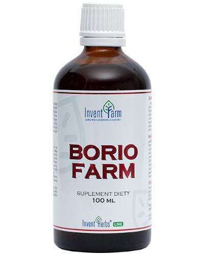 Borio Farm płyn doustny 100 ml