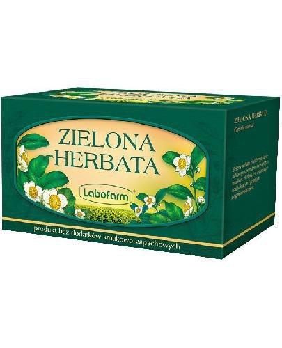 Labofarm Zielona herbata 20 saszetek