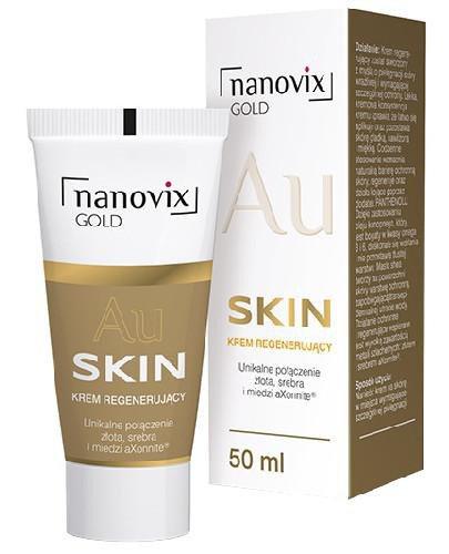 Nanovix Gold Skin krem regenerujący 50 ml