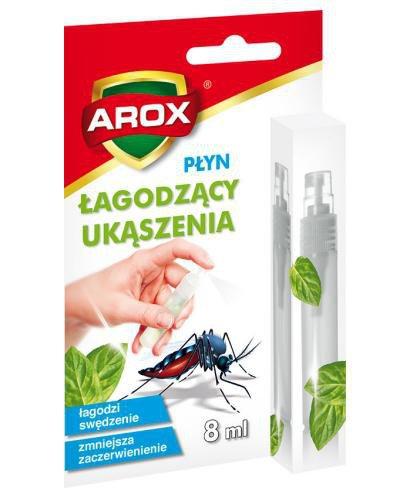 Arox Płyn łagodzący ukąszenia 8 ml