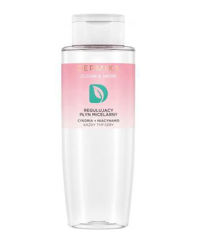 Dermika Clean & More regulujący płyn micelarny 400 ml