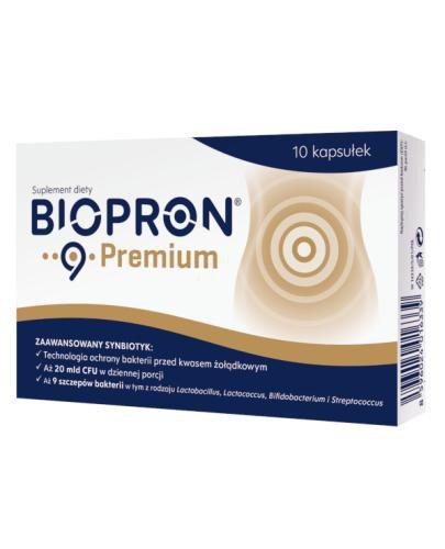 Biopron 9 Premium 10 kapsułek