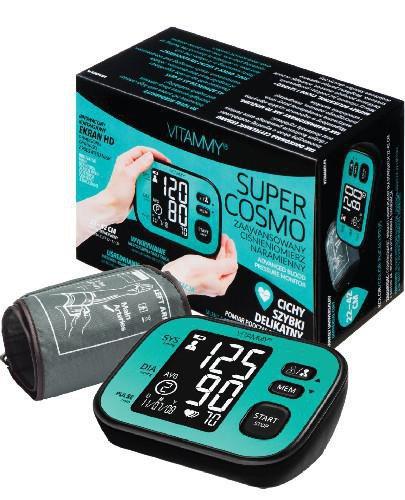 Vitammy Super Cosmo ciśnieniomierz naramienny kolor eucalyptus 1 sztuka