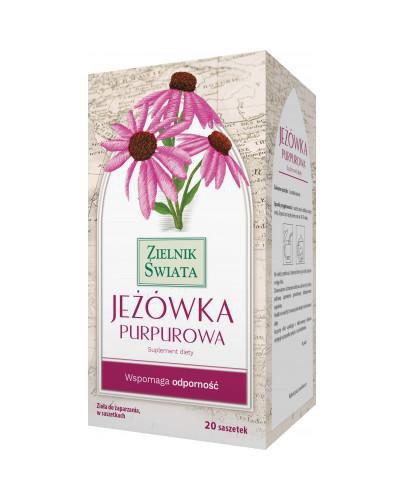Zielnik Świata Jeżówka purpurowa 20 saszetek