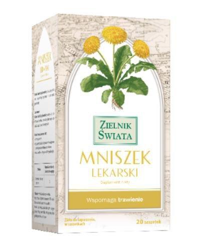 Zielnik Świata Mniszek lekarski 20 saszetek