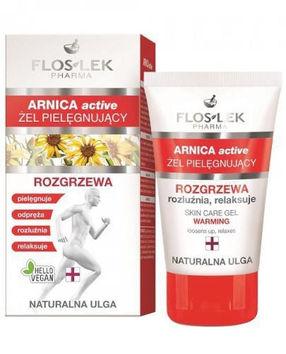 Flos-Lek Arnica Active żel pielęgnujący 50 ml