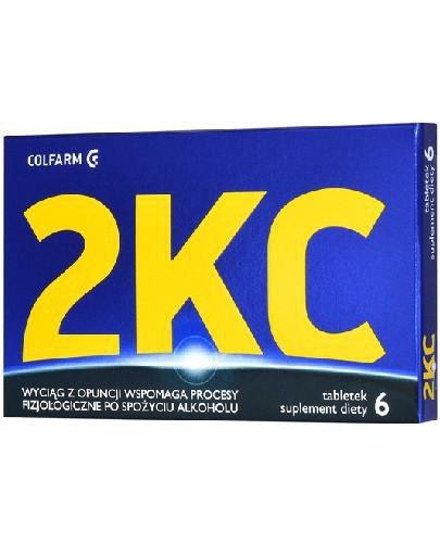 Colfarm 2KC 6 tabletek