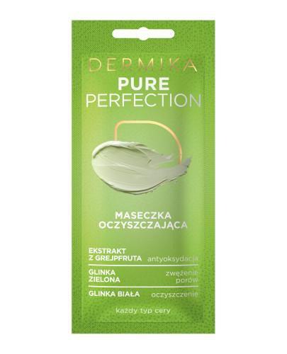 Dermika Pure Perfection maseczka oczyszczająca 10 ml
