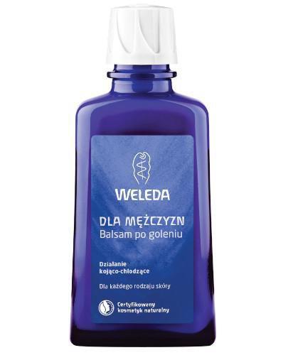 Weleda balsam po goleniu dla mężczyzn  100 ml