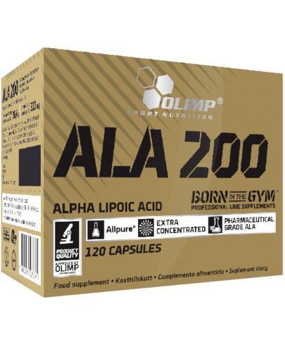 Olimp ALA 200 120 kapsułek