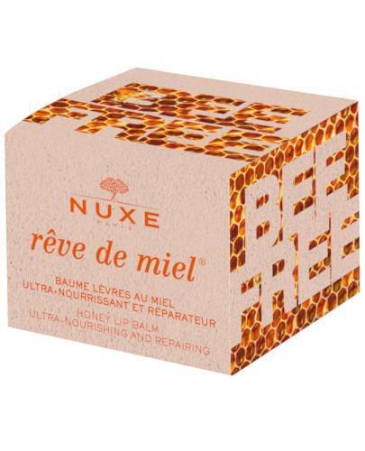Nuxe Reve de Miel balsam do ust Bee Free 15 g