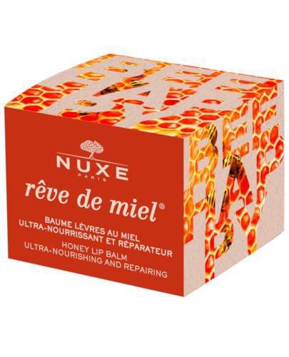 Nuxe Reve de Miel balsam do ust Bee Happy 15 g