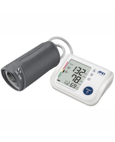 Diagnosis AND UA-1020 ciśnieniomierz naramienny automatyczny z zasilaczem 1 sztuka