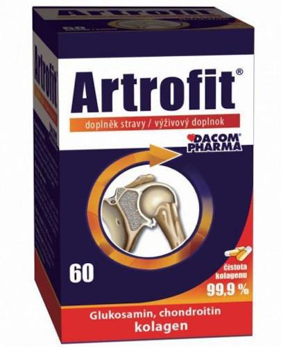 Artrofit 60 kapsułek