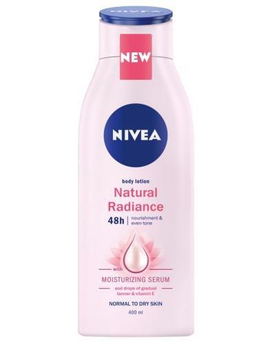 Nivea Natural Radiance balsam do ciała 400 ml