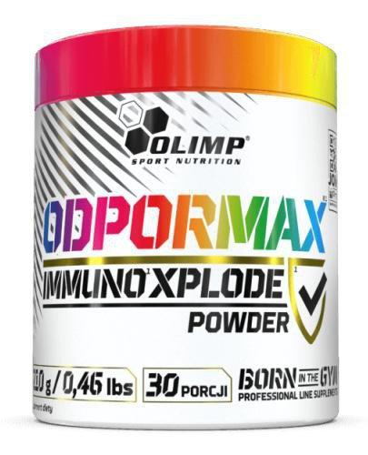 Olimp Odpormax Immuno Xplode powder 210 g